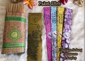 Paket Hemat Dupa Full Celup Abu Dingin