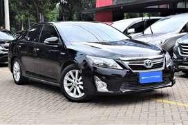 Toyota Camry 2013 2.5 V Hybrid A/T Bensin Hitam