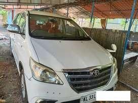 Toyota Innova 2012 for sale@ 7.5 lakhs