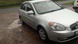 Hyundai Verna i ABS, 2008, Diesel