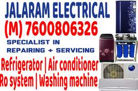 Refrigerator and Washing machine Repairing and servicing specialist