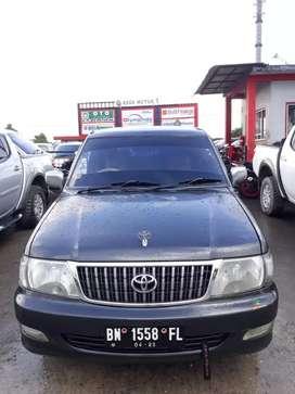 Kijang LGX 1997 1.8 bensin manual