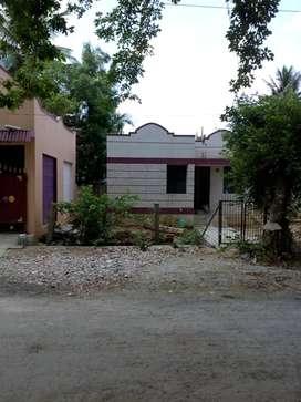2 BHK TNHB house for Rent in Annalagraham, Kumbakonam
