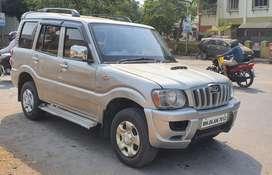 Mahindra Scorpio 2006-2009 M2DI, 2008, Diesel