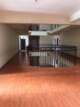 3BHK flat for rent at Thottakattukara