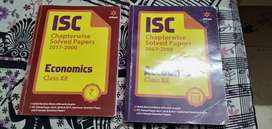 ISC Chapterwise books for commerce