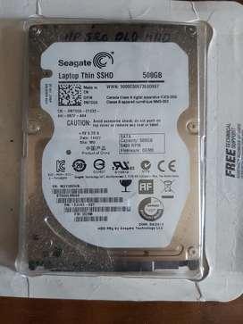 Hard disk for laptop