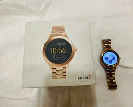 Fossil smartwatch 2019september purchase