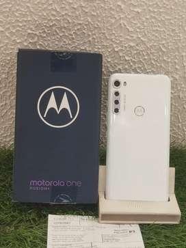 Motorola one fusion+ 6gb 128gb white colour