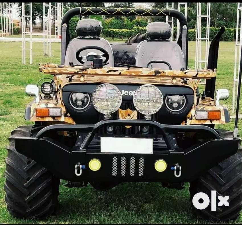 Varma Jeep modified 0