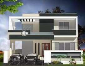 Sale 350 Gaj Duplex House Prem Nagar Dharam Kanta