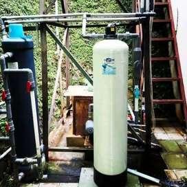 Penjernih Air Kotor keruh berminyak NICO Filter Palembang