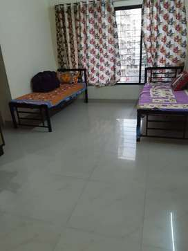 PG for boys in andheri east with A.C and non A.C Facility