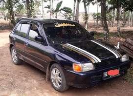 Toyota Starlet Kapsul