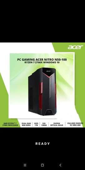 ACER NITRO PC GAMING / DESAIN NEW