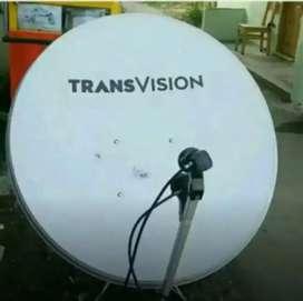*SUPER PROMO TRANSVISION HD SLEMAN SETAHUN HEMAT FREE INSTALASI*