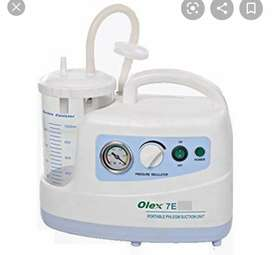 suction machine on rent in ghaziabad sahibabad