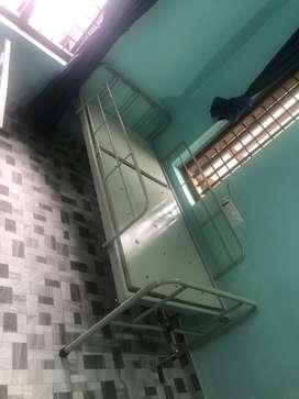 Foldable Hospital Bed