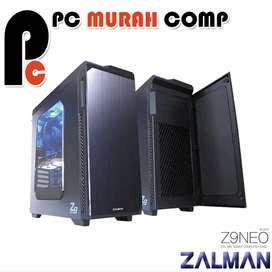 Casing Gaming Zalman Z9 Neo Black - Hitam