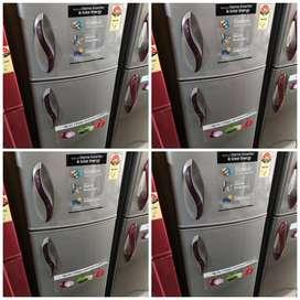 Double door fridge LG 260 LITER  at just Rs. 8500/- with warranty