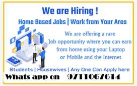 MIS EXECUTIVE/S REQUIRED (WORK FROM HOME)
