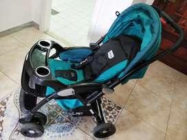 LuvLap Galaxy Stroller/Pram