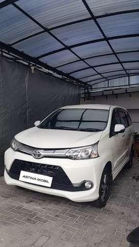 KM 30.000 Toyota Avanza 1.5 Veloz AT Matic 2016 Putih ASTINA MOBIL