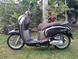 Scoopy FI Stylish 2016