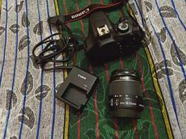 Canon EOS 3000D Just 3 Month Used