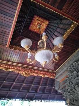 Lampu Gantung Hias 6 Titik Lampu