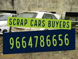 Scrap cars buyers old cars buyers we buy all kind of scrap cars