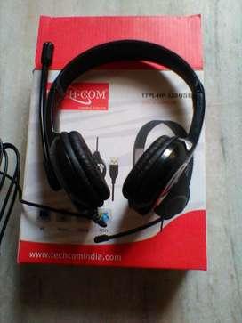 Tech-com usb headphone
