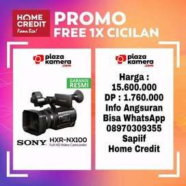 Sony Camcorder NXCAM HXR-NX100 Full HD