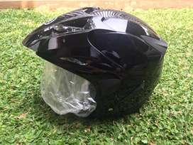Helm baru bawaan NMAX 2017