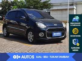 [OLX Autos] Daihatsu Ayla 1.0 X  A/T 2017 Hitam