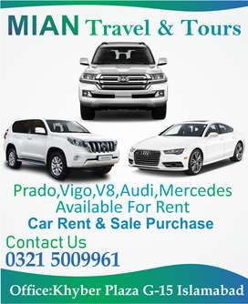 Prado Available For Rent In Pakistan