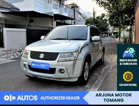 [OLX Autos] Suzuki Grand Vitara 2007 GLX Bensin AT Biru #Arjuna Tomang