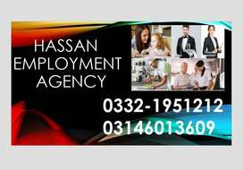 Hassan employment agency maid and domestic staff