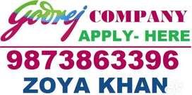 GODREJ COMPANY full time job store keeper helper supervisor call now