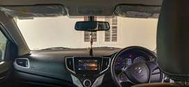 Suzuki  baleno petrol full option white colour