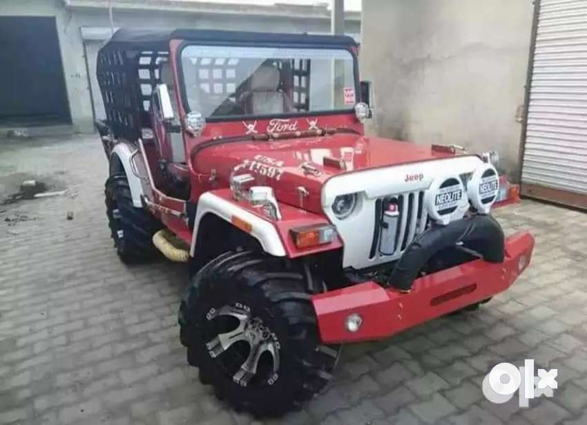 Mahidera jeep power steering 0