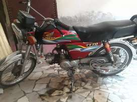 Target 70 CC For Sale