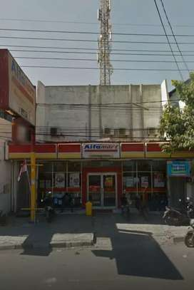 Dijual Ruko Jl. Gubernur Suryo -kota Gresik - Eks minimarket Alfamart