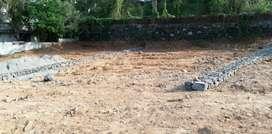 Gated Villa plot in Kuzhivelipady near KMEA Engineering college