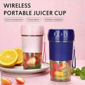 Portable Juicing Cup/ Gelas dan Botol Blender Portable