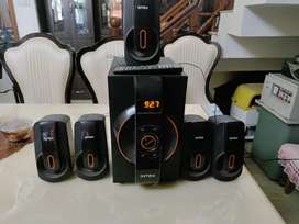 Intex Home Theater Speakers with Portable Bluetooth