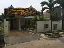 Disewakan Dikontrakan Rumah Kav AL Pondok Labu Pangkalan Jati