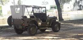 Open jeep 2000 modal tyota engin good condition