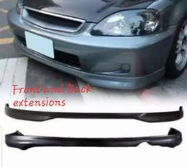 Honda Civic 1997-2000 Bodykit complete available