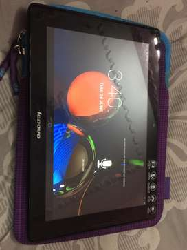 """LENOVO TAB A10 7600-H New """" Its very comfortable for Kids online class"""